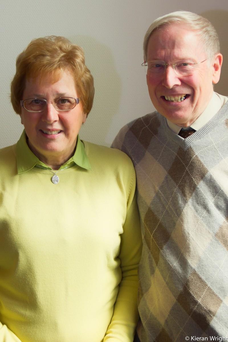 Neil and Sheila Lowe